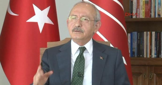 Kılıçdaroğlu'ndan DHA'ya özel açıklamalar..