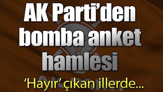 AK Parti sokak sokak dolaşacak