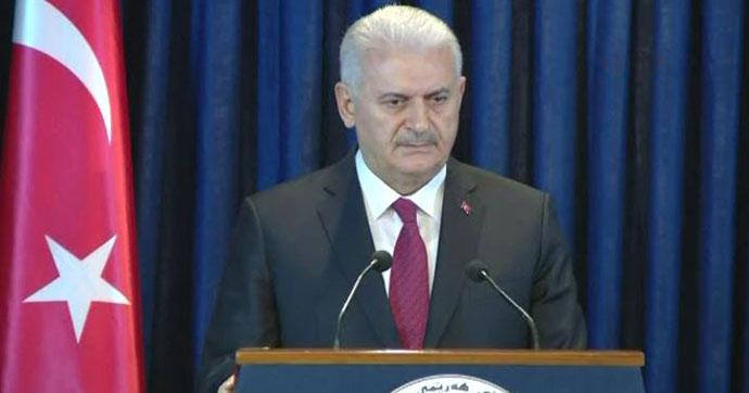 Başbakan Yıldırım'dan 'af' açıklaması