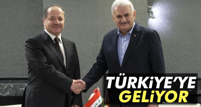 Irak Kürt Bölgesel Yönetimi Başkanı Geliyor