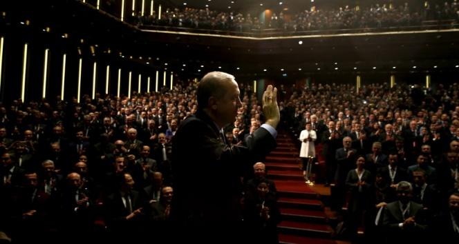 Cumhurbaşkanı Erdoğan 63 yaşına bastı