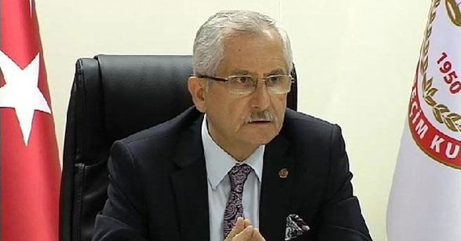 YSK Başkanı Güven: SEÇSİS çok güvenli bir sistem