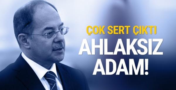 Akdağ'dan CHP'li Aldan'a sert tepki!