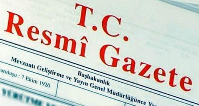 YSK kararları Resmi Gazetede yayımlandı