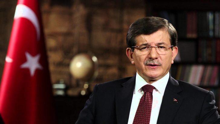 Ahmet Davutoğlu'ndan 'yok artık' dedirten Suriye açıklaması