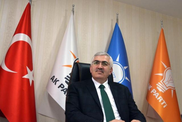 AK Parti Erzurum İl Başkanı Öz'den 18 Mart Mesajı