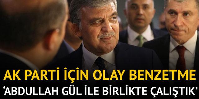 Karamollaoğlu'ndan AK Parti'ye olay benzetme