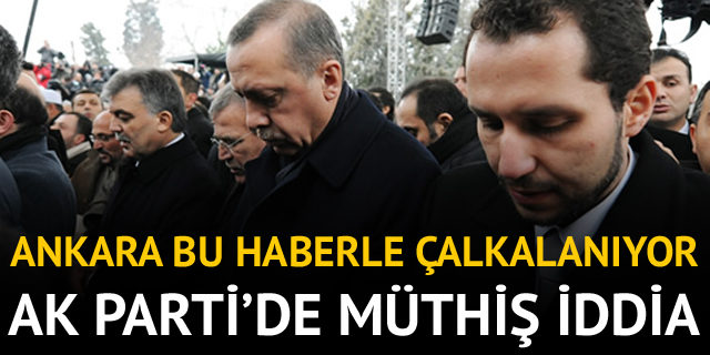 AK Parti'de müthiş iddia: Fatih Erbakan ittifaka mı dahil ediliyor?