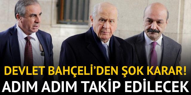 Bahçeli talimat verdi! MHP'li başkanlar adım adım takip edilecek