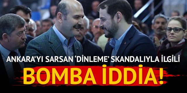 Süleyman Soylu'ya polis takibi iddiasıyla ilgili yeni gelişme!