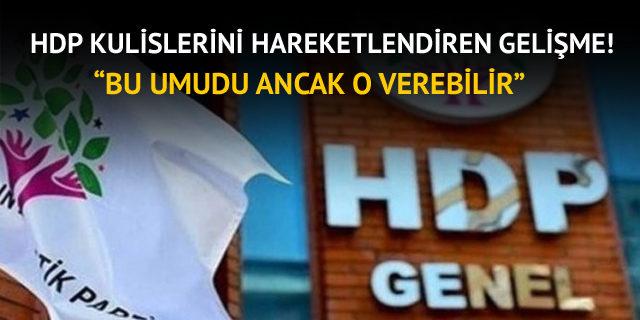 HDP'nin Cumhurbaşkanı adayı kim olacak?