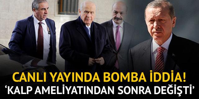 CHP'li vekilden olay 'Bahçeli' iddiası