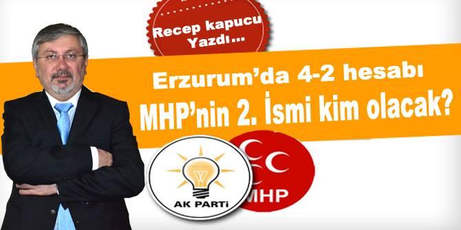 Erzurum'da Milletvekili paylaşımı nasıl olacak?