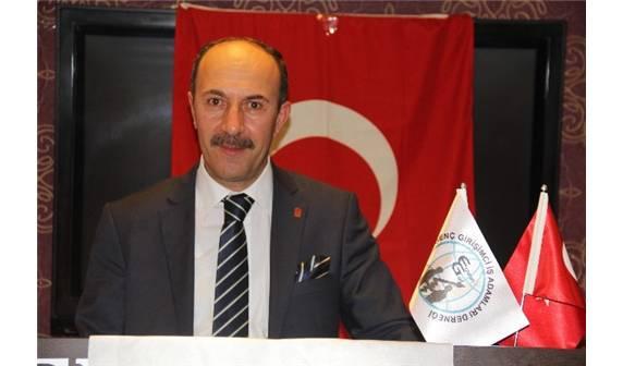 İPEKYOLU Sanayici ve İş Dünyası Federasyonu Başkanı ALİM'den açıklama