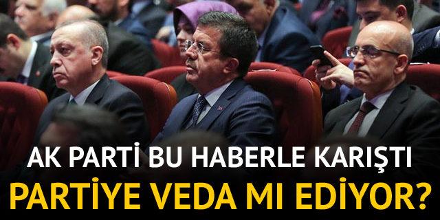 Mehmet Şimşek bırakıyor mu?