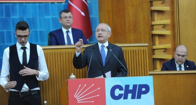 Kılıçdaroğlu: Bana mantıklı gerekçe gösterin