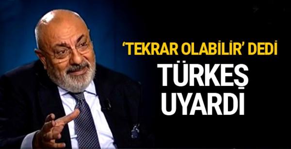 Tuğrul Türkeş uyardı: Türkiye bir iki seneye...