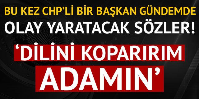CHP'li Belediye Başkanı Recep Gürkan'dan FETÖ çıkışı