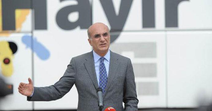 CHP, referandum kampanyasında kullanacağı sloganla otobüsleri tanıttı
