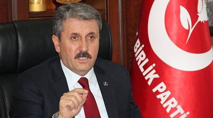 Erdoğan ile yaptığı görüşme hakkında açıklama