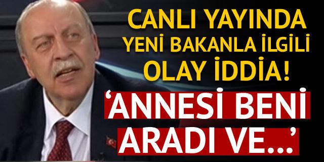 Yaşar Okuyan'dan canlı yayında bomba iddia