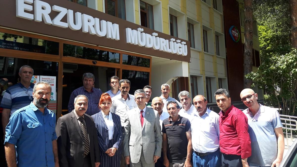 """TRT Erzurum Radyosu Bir Çırpıda Kapatılamaz"""""""