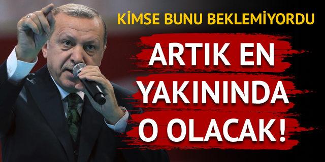 İşte Cumhurbaşkanı Erdoğan'ın yeni başdanışmanı