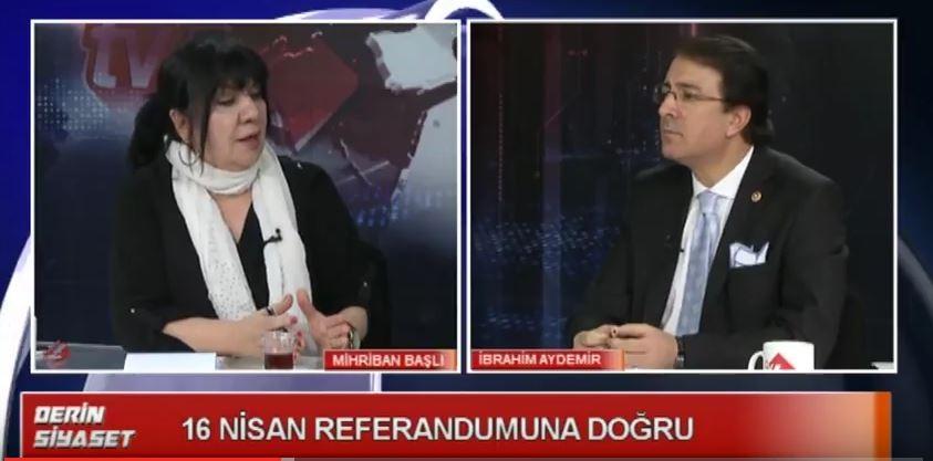 "Aydemir: ""Milyon defa milyon evet"""