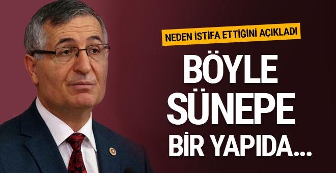 Özcan Yeniçeri'den İYİ Parti'ye sert sözler