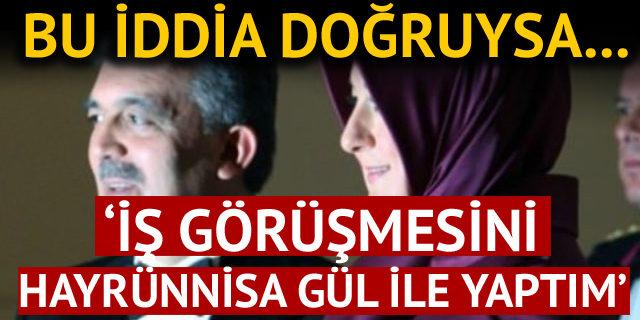 FETÖ'den tutuklanan köşk doktorundan gündemi sarsacak Hayrünnisa Gül iddiası!