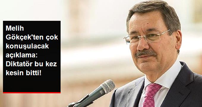 Melih Gökçek, Kemal Kılıçdaroğlu'nu Hedef Aldı