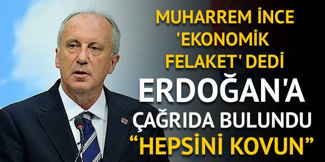 Cumhurbaşkanı Erdoğan'a çağrıda bulundu