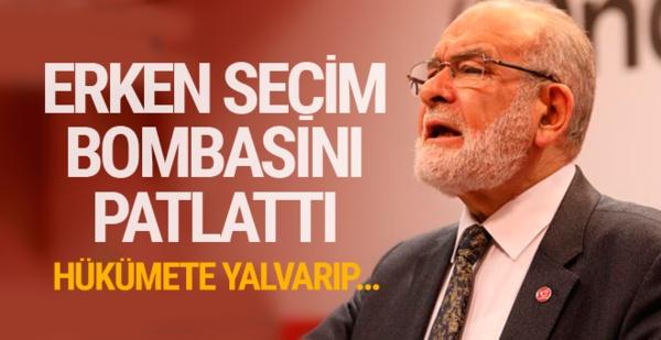 AK Parti 4 Kasım'da seçim yapmayı planlıyor!