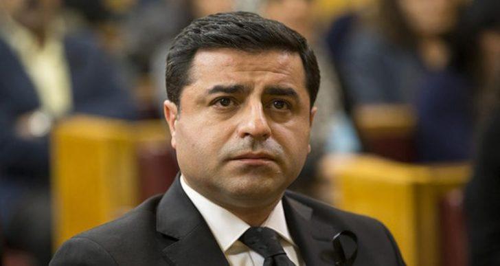 Selahattin Demirtaş ve Sırrı Süreyya Önder'e hapis cezası!