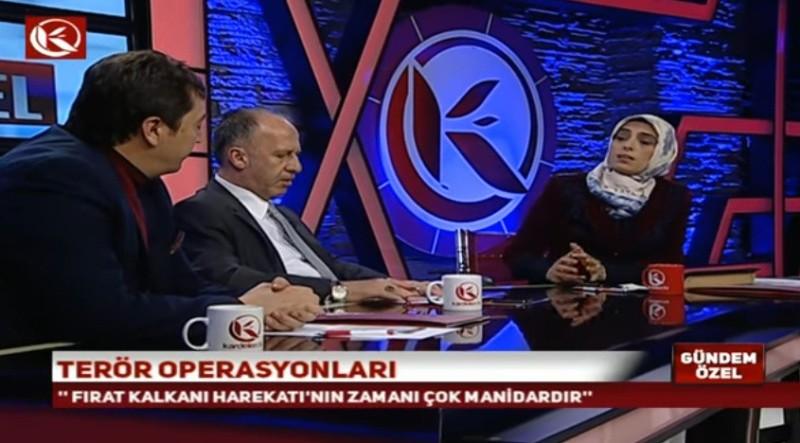 """Taşkesenlioğlu: """"ABD Fetullah Gülen'i öldürecek"""""""