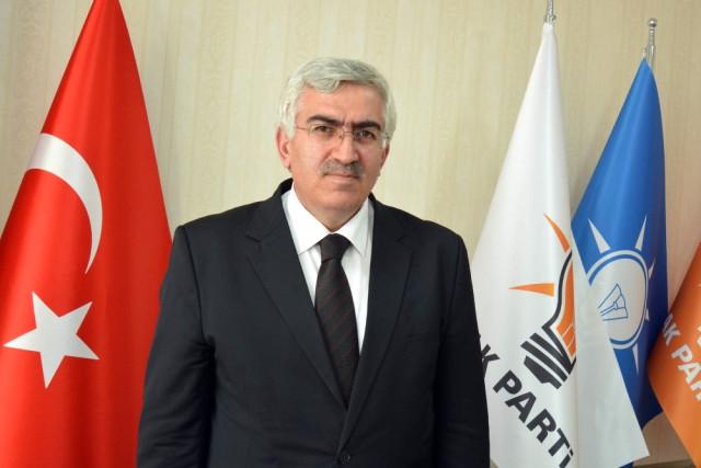 """AK Parti Erzurum İl Başkanı Öz: """"İstiklal Harbimizi Zafere Taşıyan, Cumhuriyetimize Hayat Veren..."""