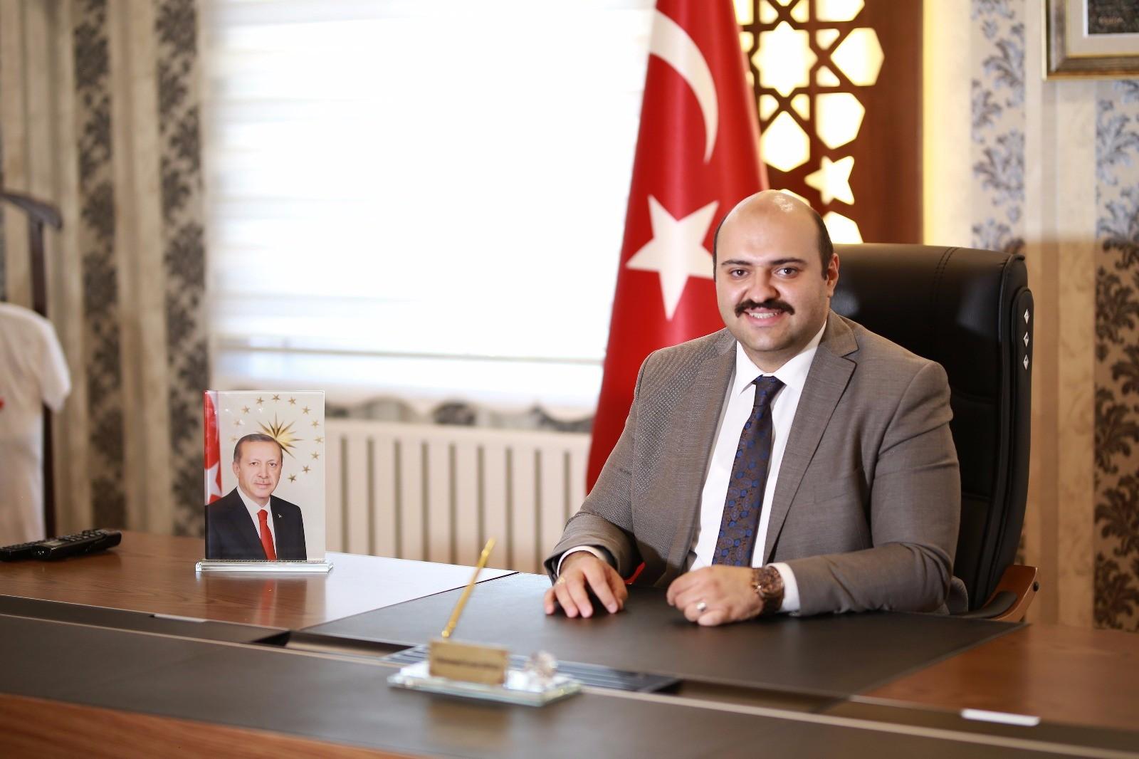 "Başkan Orhan: ""Cumhuriyet cumhurundur"""