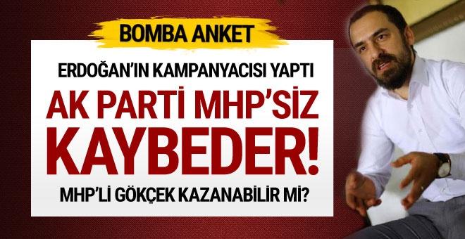 'Yerel seçimde AK Parti büyükşehirleri kaybedebilir!'
