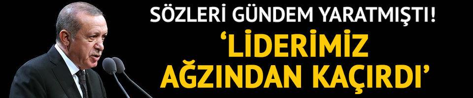 Yılmaz Özdil: Asrın liderimiz ağzından kaçırdı! Erdoğan'a yürekten katılıyorum