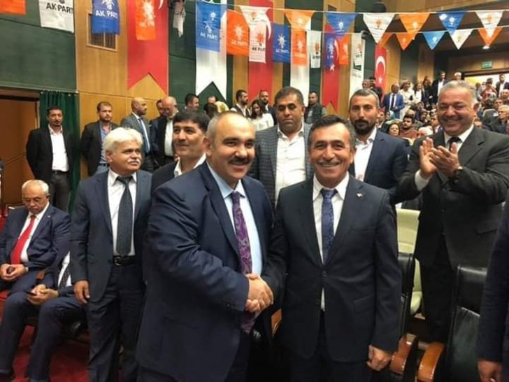 CHP'li başkan istifa etti, AK Parti'ye geçti!