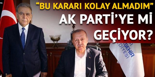 Aziz Kocaoğlu AK Parti'ye mi geçiyor? Bomba iddiaya yanıt verdi