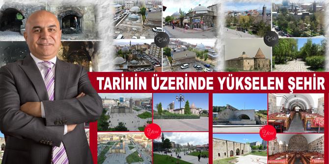 Başkan Korkut'un 'Tarihin Üzerinde Yükselen Şehir' sloganıyla başlattığı çalışmalar başarıya ulaştı