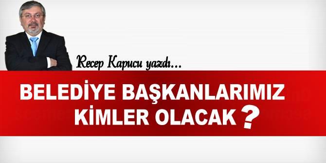 Erzurum'un yeni başkanları kimler olacak?