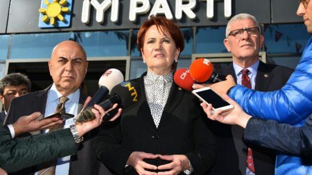 Meral Akşener'den gündemi sallayan iddia: AK Parti ile HDP...