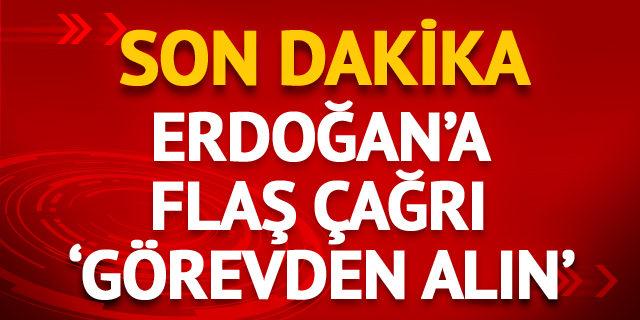 Meral Akşener'den Erdoğan'a flaş çağrı! 'Görevden alın'