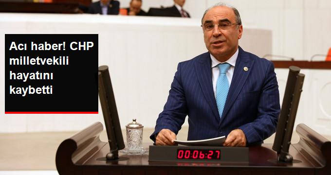 CHP Edirne Milletvekili Erdin Bircan, Hayatını Kaybetti