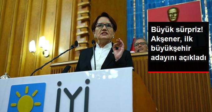 İYİ Parti'nin Balıkesir Büyükşehir Belediye Başkan Adayı İsmail Ok Oldu