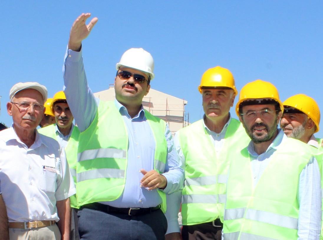 """Başkan Orhan: """"Mühendislik insanlık için üretir"""""""