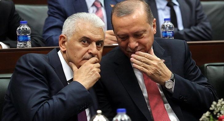 AK Parti'de istifalar başladı iddiası! Yıldırım kendi ekibini kurdu