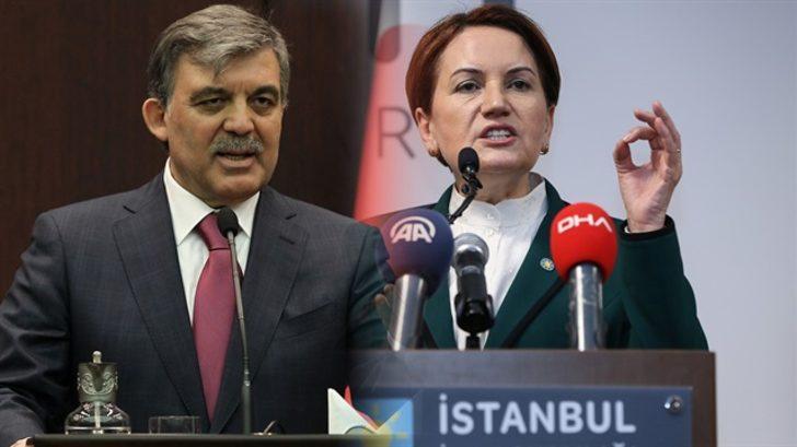 Meral Akşener'den Abdullah Gül iddiası! Kararını 31 Mart'ta verebilir